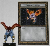 B3-04 FIREWING PEGASUS Yu-gi-oh Dungeon Dice Monsters