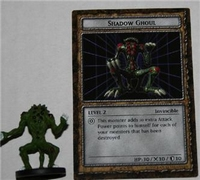B3-07 SHADOW GHOUL Yugioh DungeonDice Monster