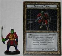 B3-08 ARMORED ZOMBIE Yugioh DungeonDice Monster
