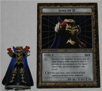 B3-09 LORD OF D. Yugioh DungeonDice Monster