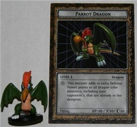 B3-15 PARROT DRAGON Yugioh DungeonDice Monster