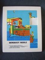 Bereboot schuifpuzzel