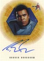 Holofex Autograph Card A25
