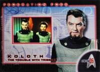 Holofex Federation Foes Card FF2