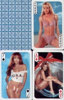 Erotic Pin-up playing cards Deck #05