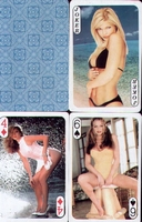 Erotic Pin-up playing cards Deck #11
