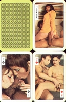Erotic Pin-up playing cards Deck #12