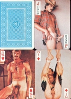 Erotic Pin-up playing cards Deck #69