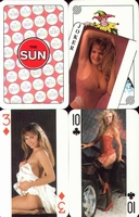 Erotic Pin-up playing cards Deck #70