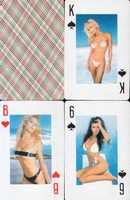 Erotic Pin-up playing cards Deck #21
