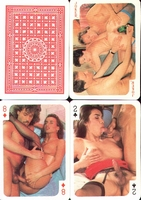Erotic Pin-up playing cards Deck #22