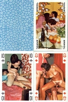 Erotic Pin-up playing cards Deck #25