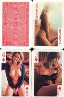 Erotic Pin-up playing cards Deck #26