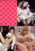 Erotic Pin-up playing cards Deck #28