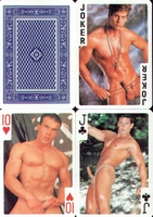 Erotic Pin-up playing cards Deck #33