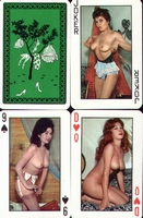 Erotic Pin-up playing cards Deck #39