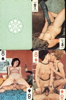 Erotic Pin-up playing cards Deck #41