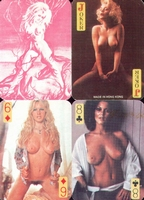 Erotic Pin-up playing cards Deck #43