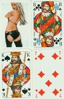 Erotic Pin-up playing cards Deck #52