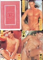 Erotic Pin-up playing cards Deck #60