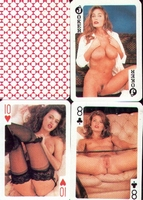 Erotic Pin-up playing cards Deck #64