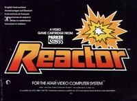 Atari 2006 - Reactor manual