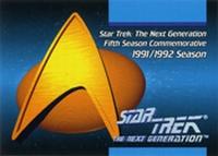Star Trek The Next Generation - Complete Base set
