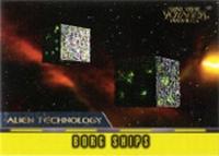 Star Trek Voyager Profiles - Alien Technology Card AT3