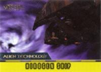Star Trek Voyager Profles - Alien Technology Card AT4