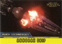 Star Trek Voyager Profiles - Alien Technology Card AT6
