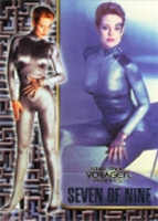 Seven of Nine Card 5 of 9