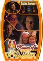 Woman of Star Trek Voyager Card M2