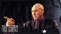 Star Trek First Contact complete set