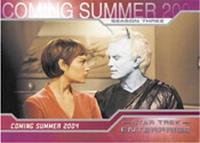 Star Trek Enterprise Promo Card P1