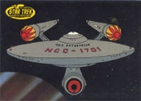 Star Trek Animated Adventures Promo Card 1