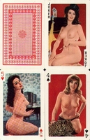 Erotic Pin-up playing cards Deck #67
