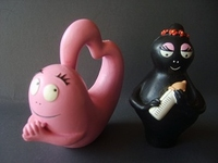 Barbapapa - figuren set