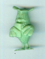 uiterst zeldzaam Monty Fabeltjeskrant figuur #1