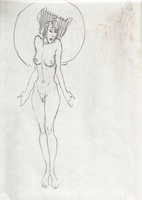Original Erotic 1970's art by George Martin #11