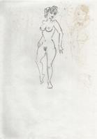 Original Erotic 1970's art by George Martin #16