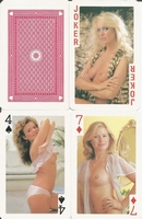 Erotic Pin-up playing cards Deck #17A