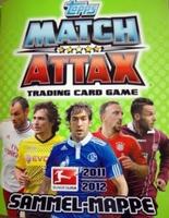 Match Attax Bundesliga 2011-2012