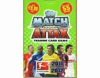 Match Attax Bundesliga 2011-2012 Multipack