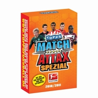 Match Attax Bundesliga 2011-2012 Spezial