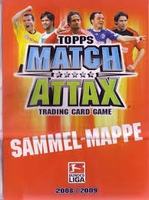 Match Attax Bundesliga 2008-2009