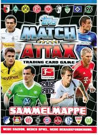 Match Attax Bundesliga 2012-2013