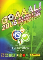 Panini World Cup 2006 GOAAAL!