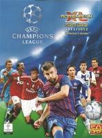 Panini Adrenalyn Champions League 2011-2012