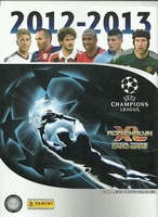 Panini Adrenalyn Champions League 2012-2013