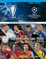 Panini Adrenalyn XL Champions League 2014-2015